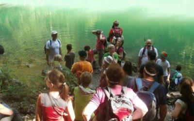 Planinarski pohod na izvor rijeke Kupe