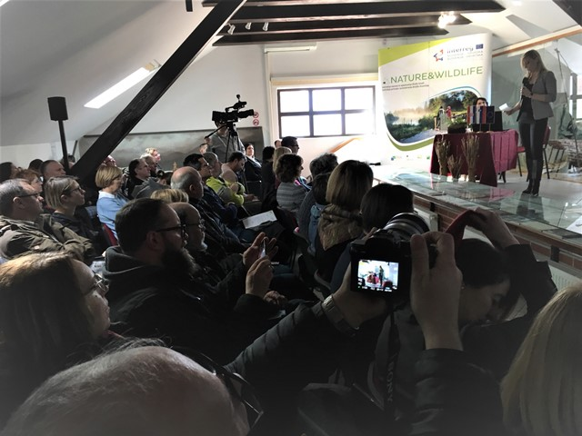 Predstavljanje projekta NATURE&WILDLIFE i tiskovna konferencija